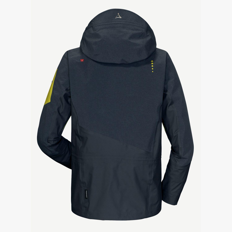 3L Jacket Keylong1 grau | Schöffel