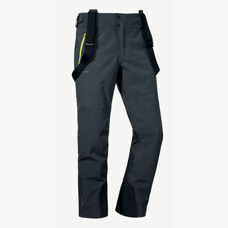 Detaillierung einzigartiger Stil schöne Schuhe 3L Pants Keylong1 grau   Schöffel