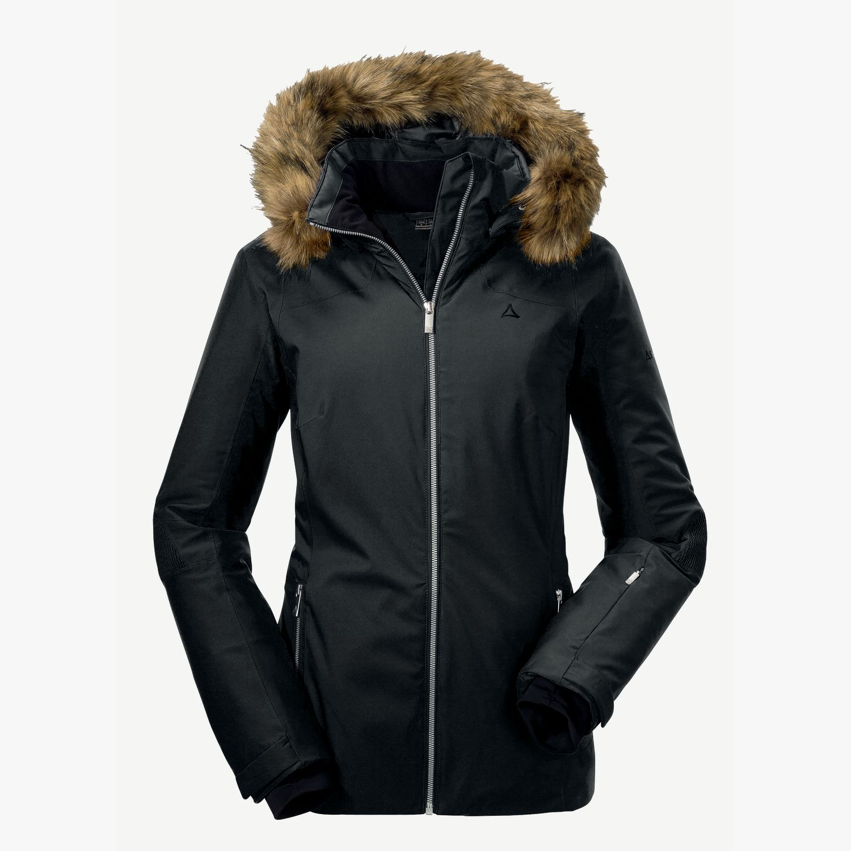 shoes for cheap sale usa online new product Ski Jacket Maria Alm schwarz | Schöffel