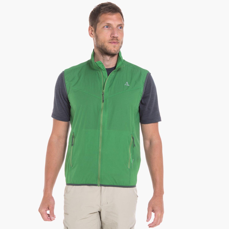 Windbreaker Vest M1 grün | Schöffel