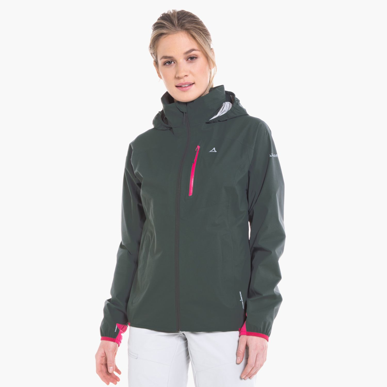 reliable quality 50% off cheap for discount Jacket Neufundland2 grün | Schöffel