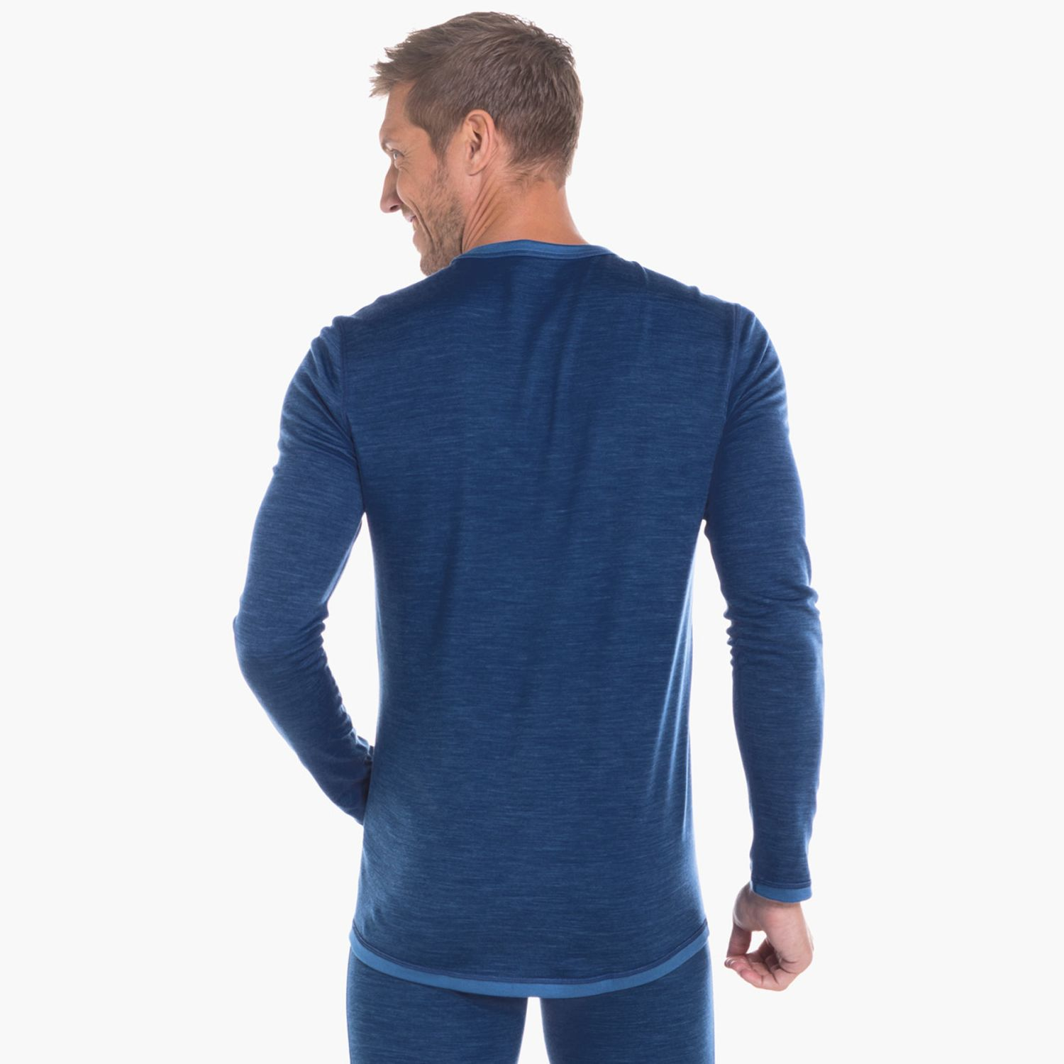 Merino Sport Shirt 1/1 Arm M