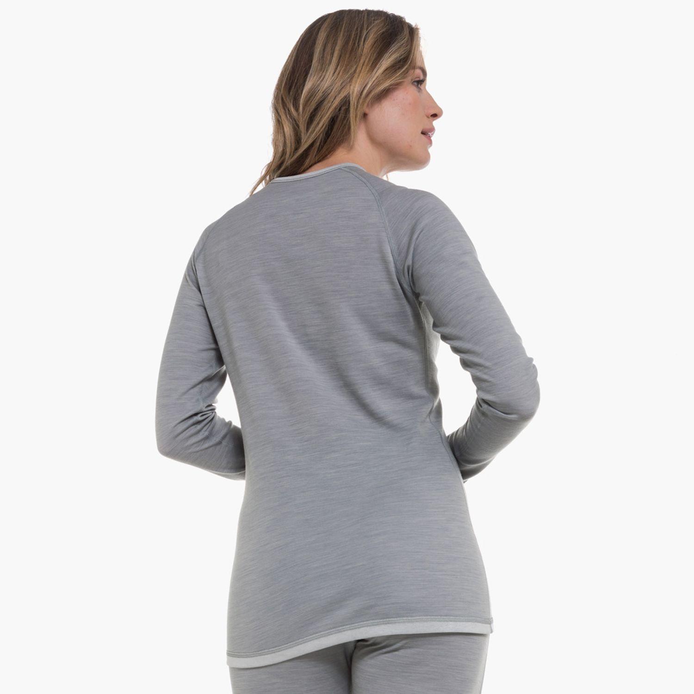 Merino Sport Shirt 1/1 Arm W