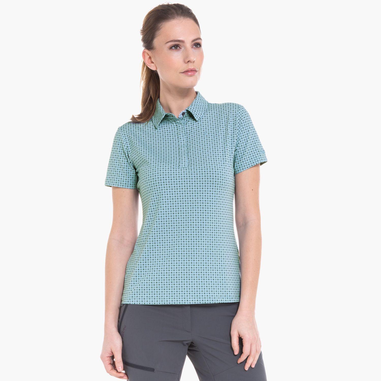 factory authentic sleek high fashion Polo Shirt Altenberg1 blau | Schöffel