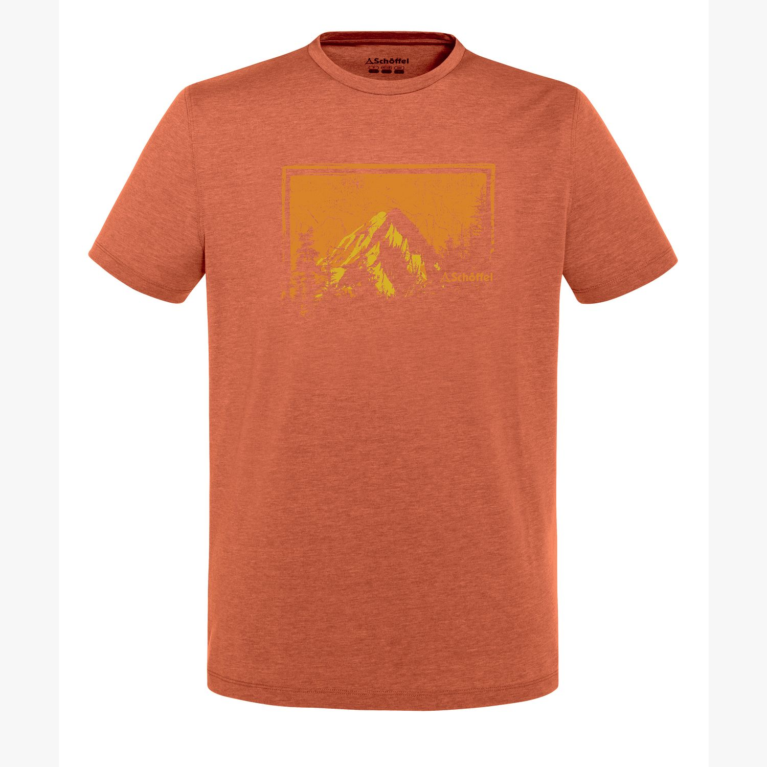 wholesale dealer low priced special section T Shirt Naeba M rot | Schöffel