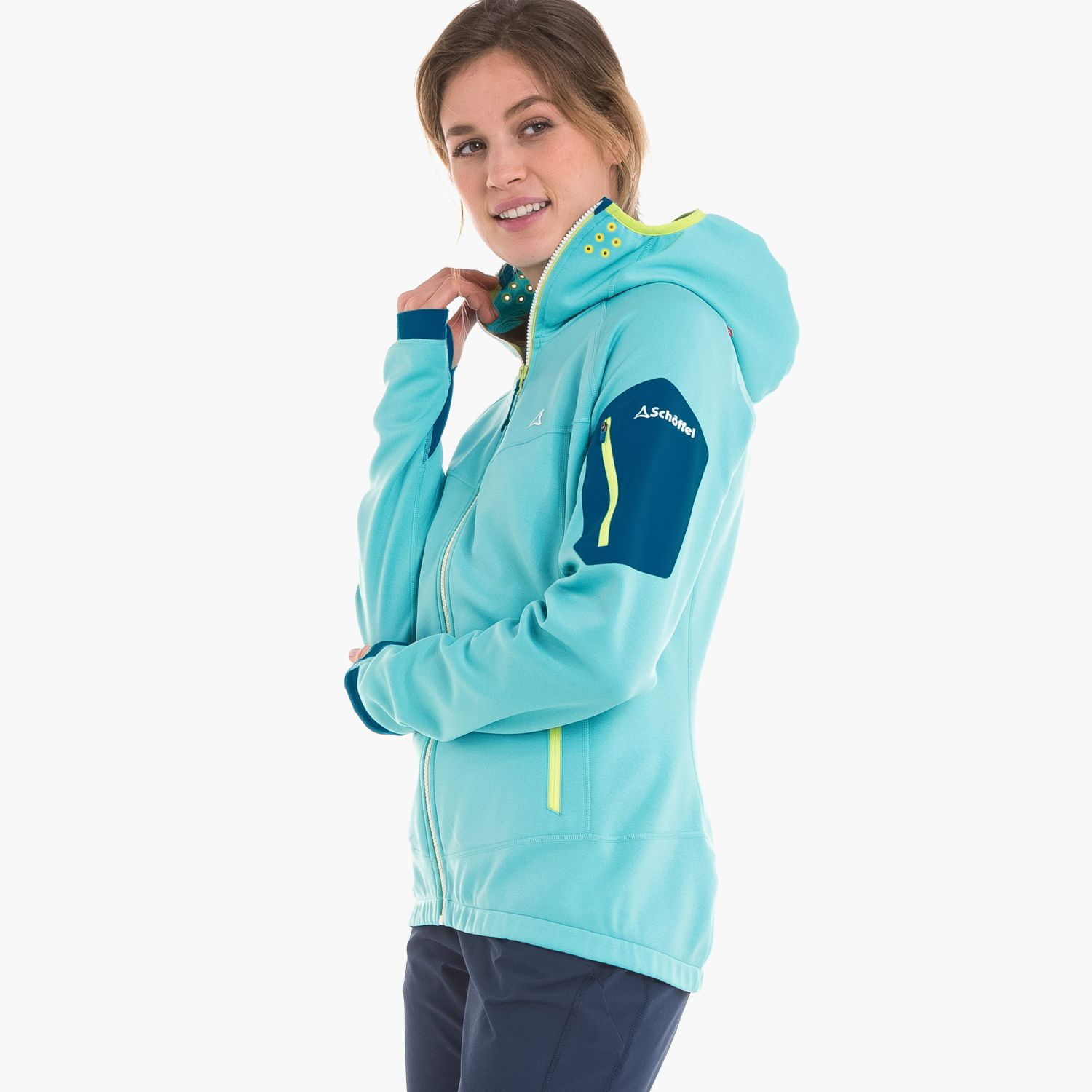 Fleece Hoody Annapolis