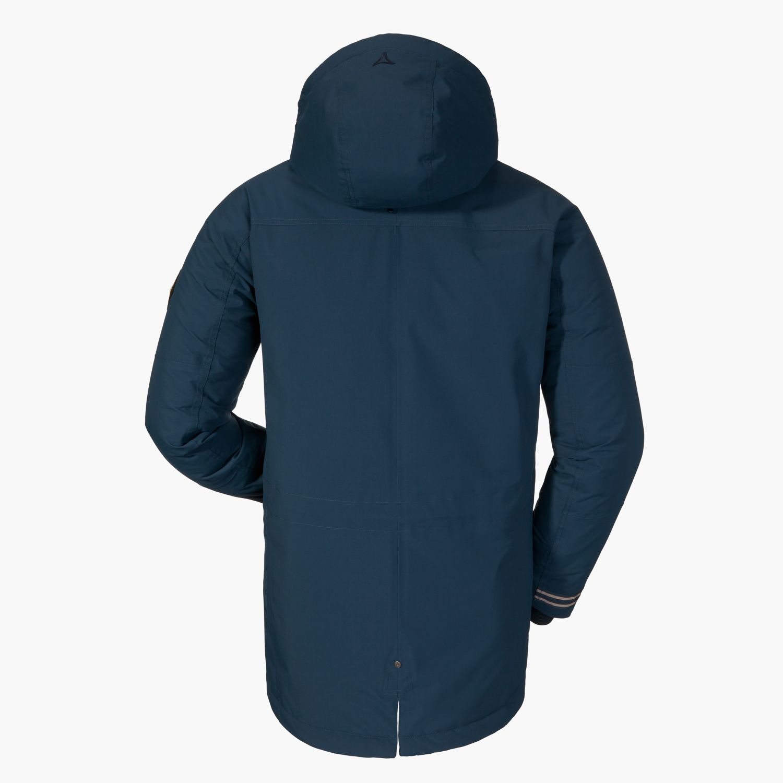Ins Jacket Amsterdam M blau | Schöffel
