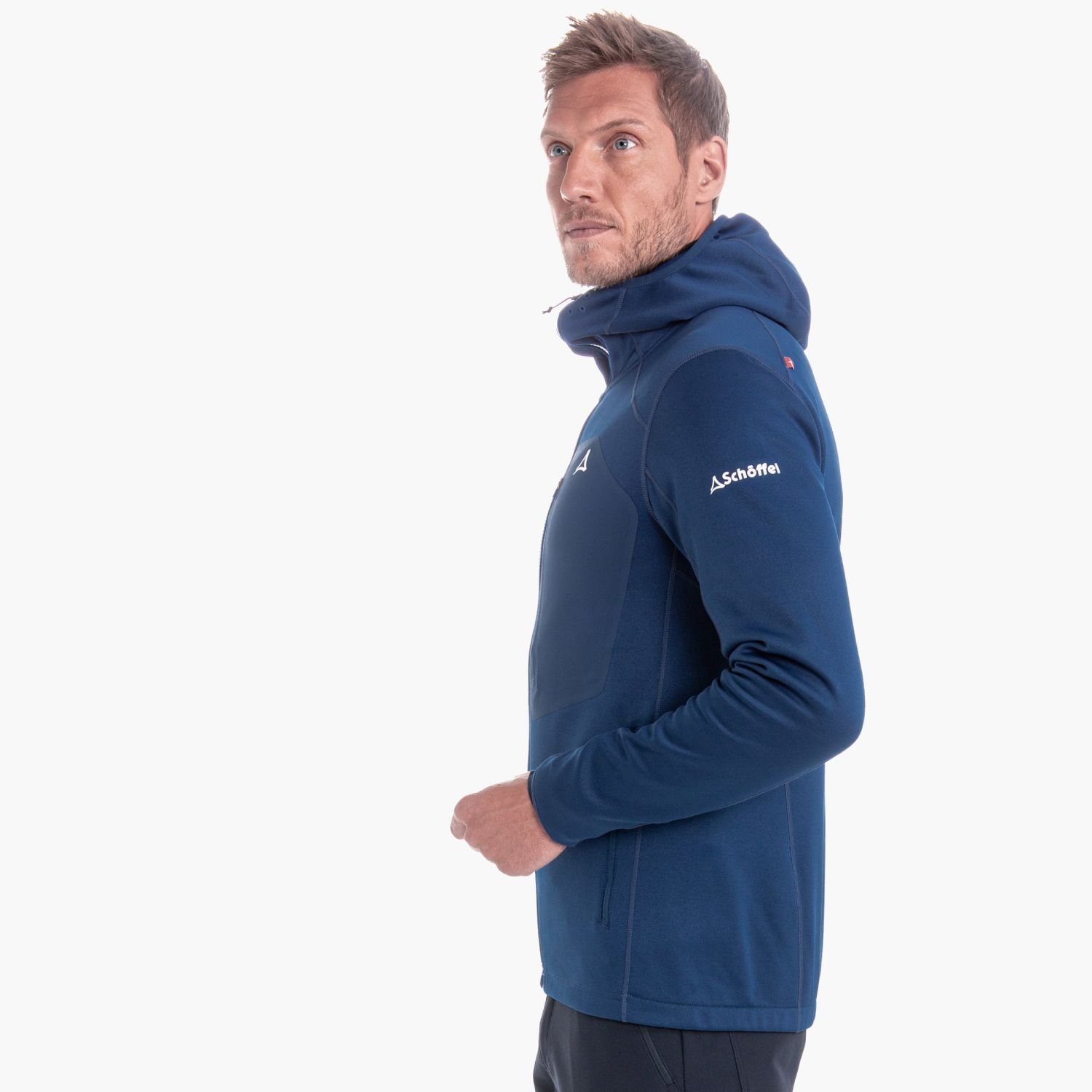 Fleece Hoody Val d Isere
