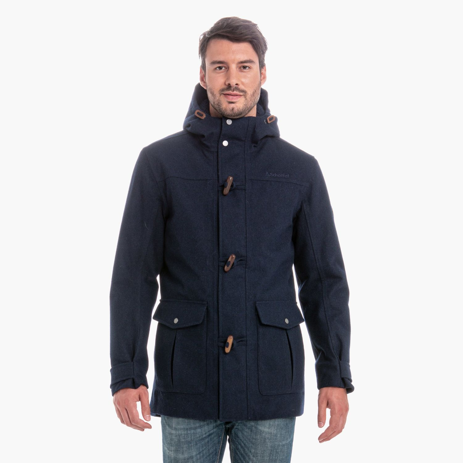 Duffle Coat Marlin1