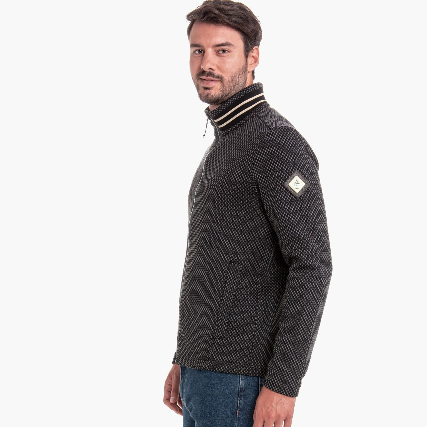 Fleece Jacket Prag M