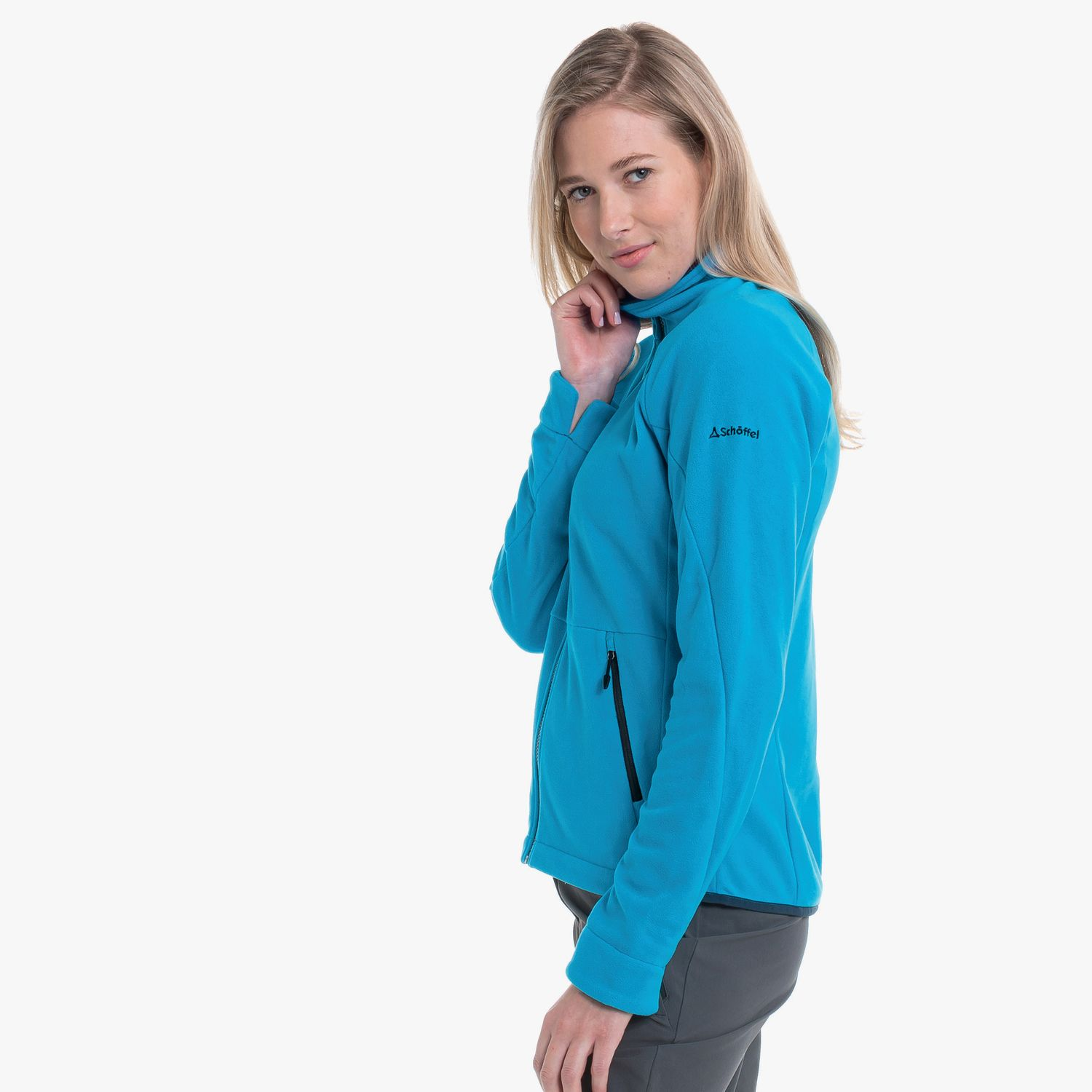 ZipIn! Fleece Cherpai L