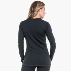 Merino Sport Shirt 1/1 Arm W