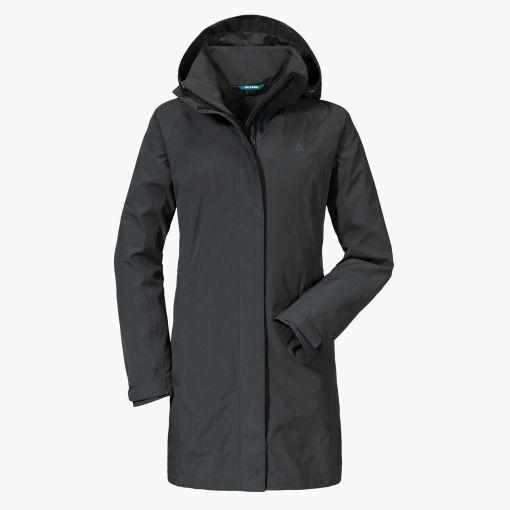 Coat Easy L MEL