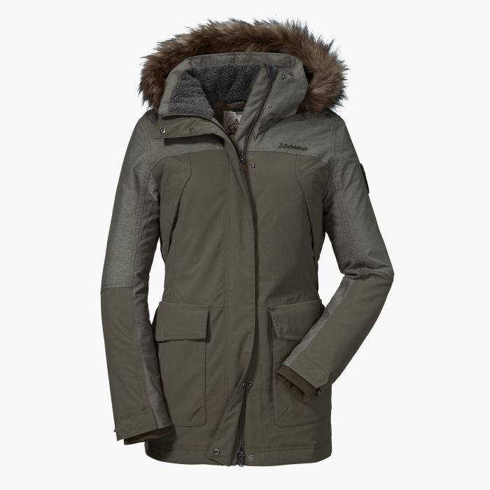 Insulated Jacket Tingri1