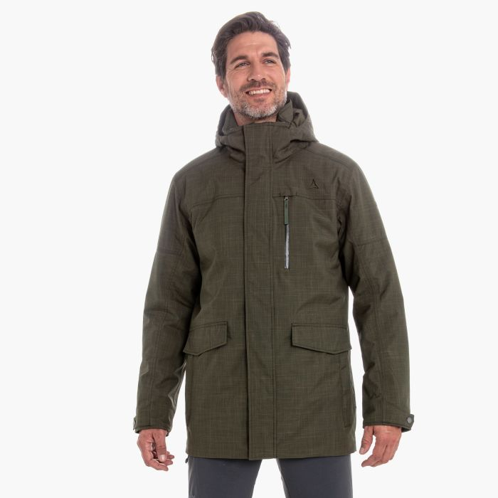 Insulated Jacket Clipsham1