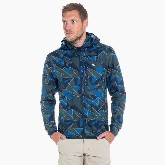 Windbreaker Jacket AOP M