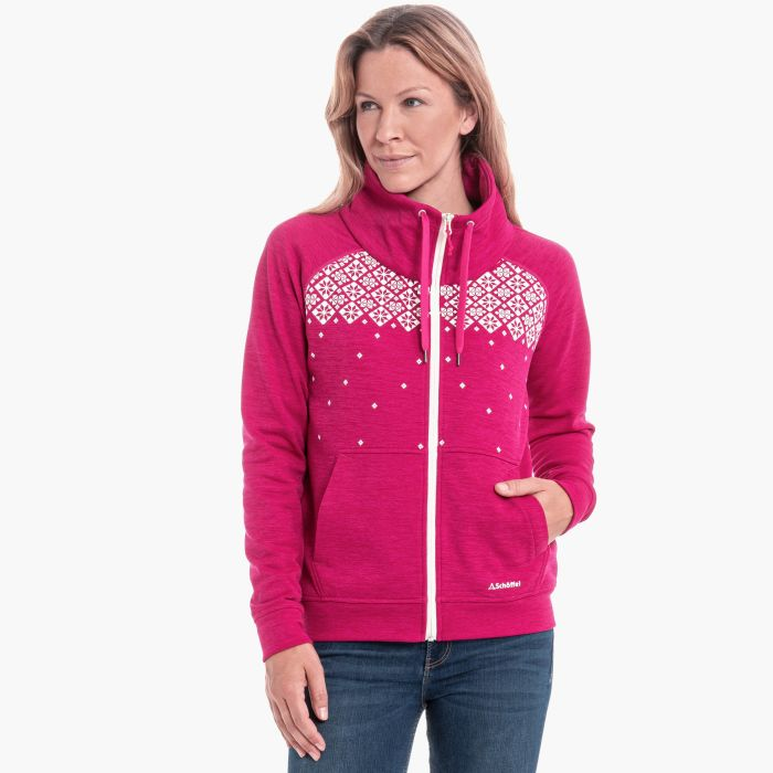 Fleece Jacket Ischgl1