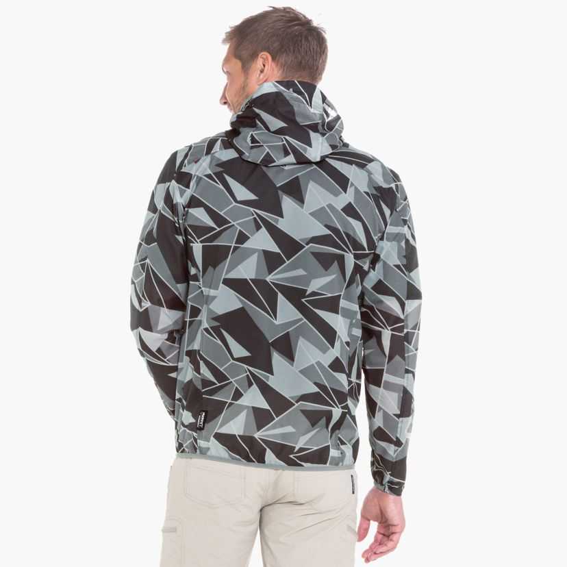 Windbreaker Jacket AOP M