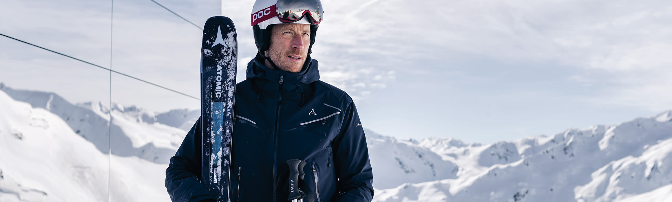 Herren > Ski