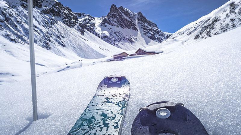 Blog Skitour