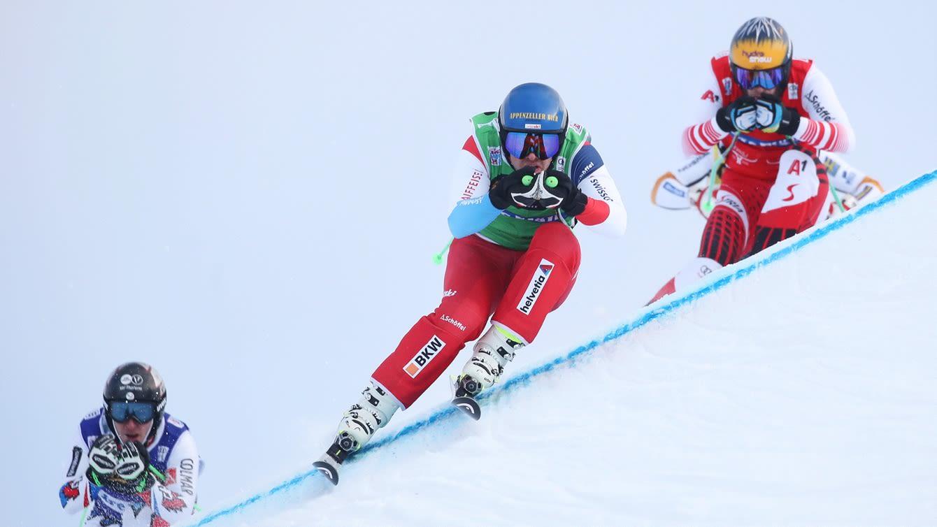 Skicrosser