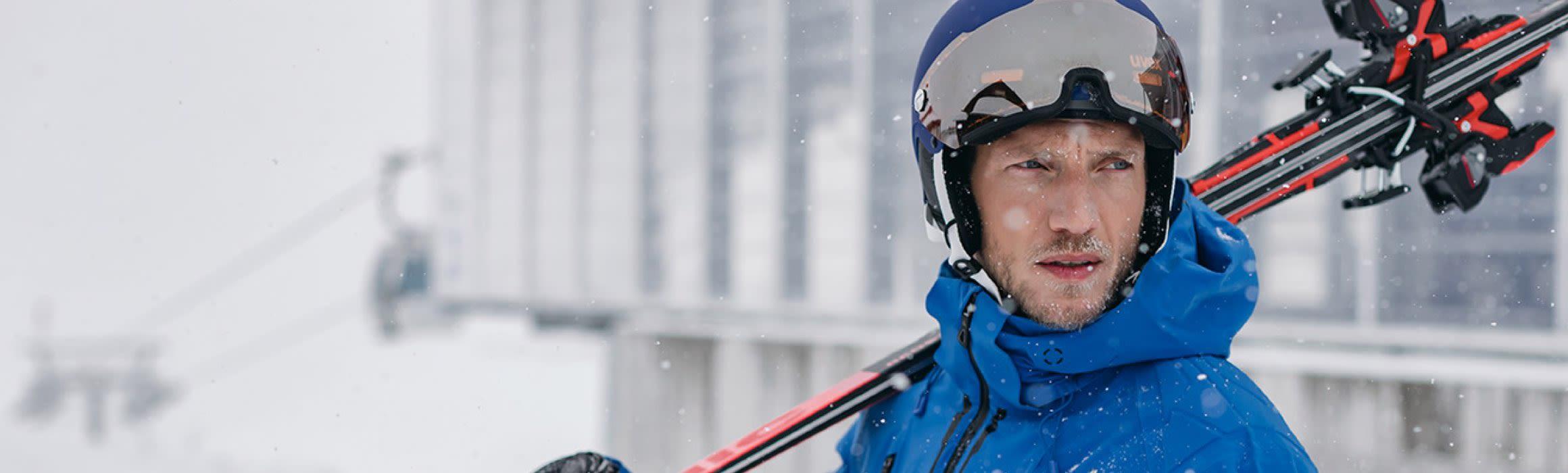 Herren Jacken Skijacken