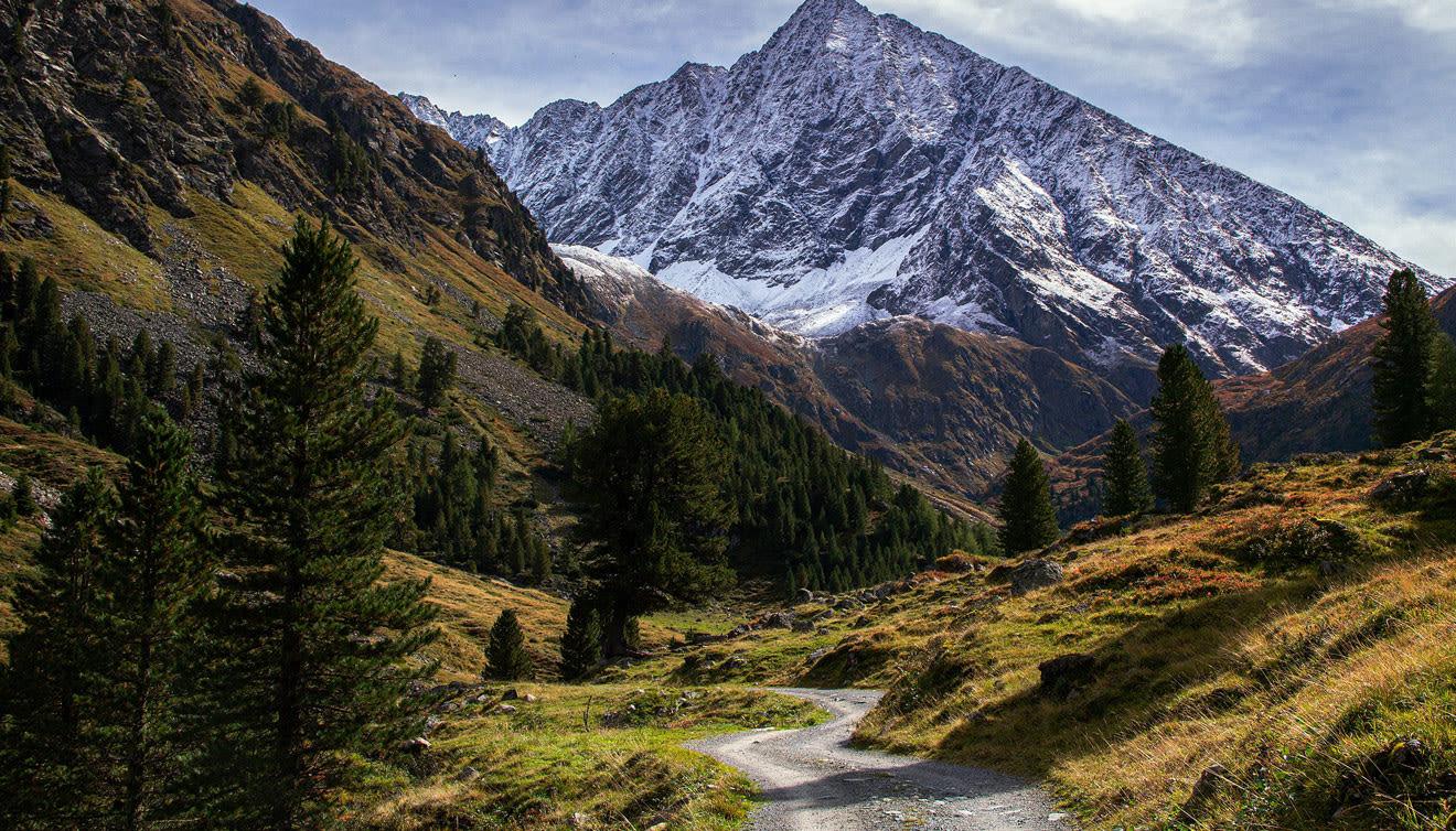 Wandern im Ötztal