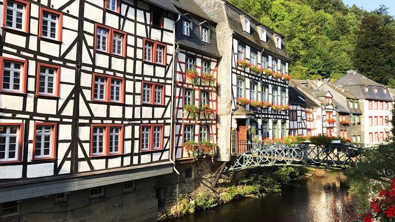 Stadt in Eifel