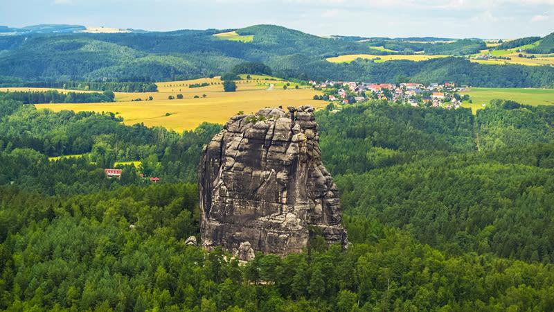 Falkenstein Sächsische Schweiz