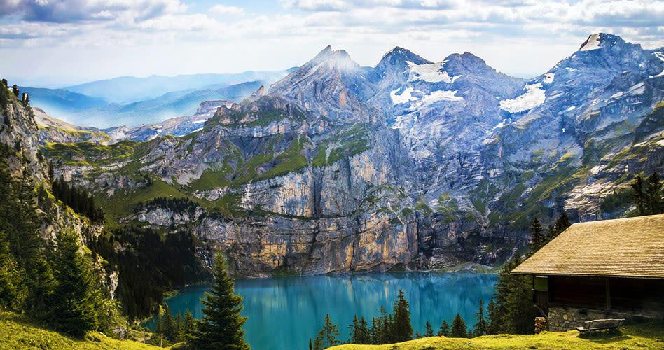 Wunderschöner Ausblick in der Steiermark