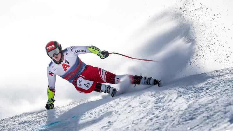 Austria Ski Team Athlet