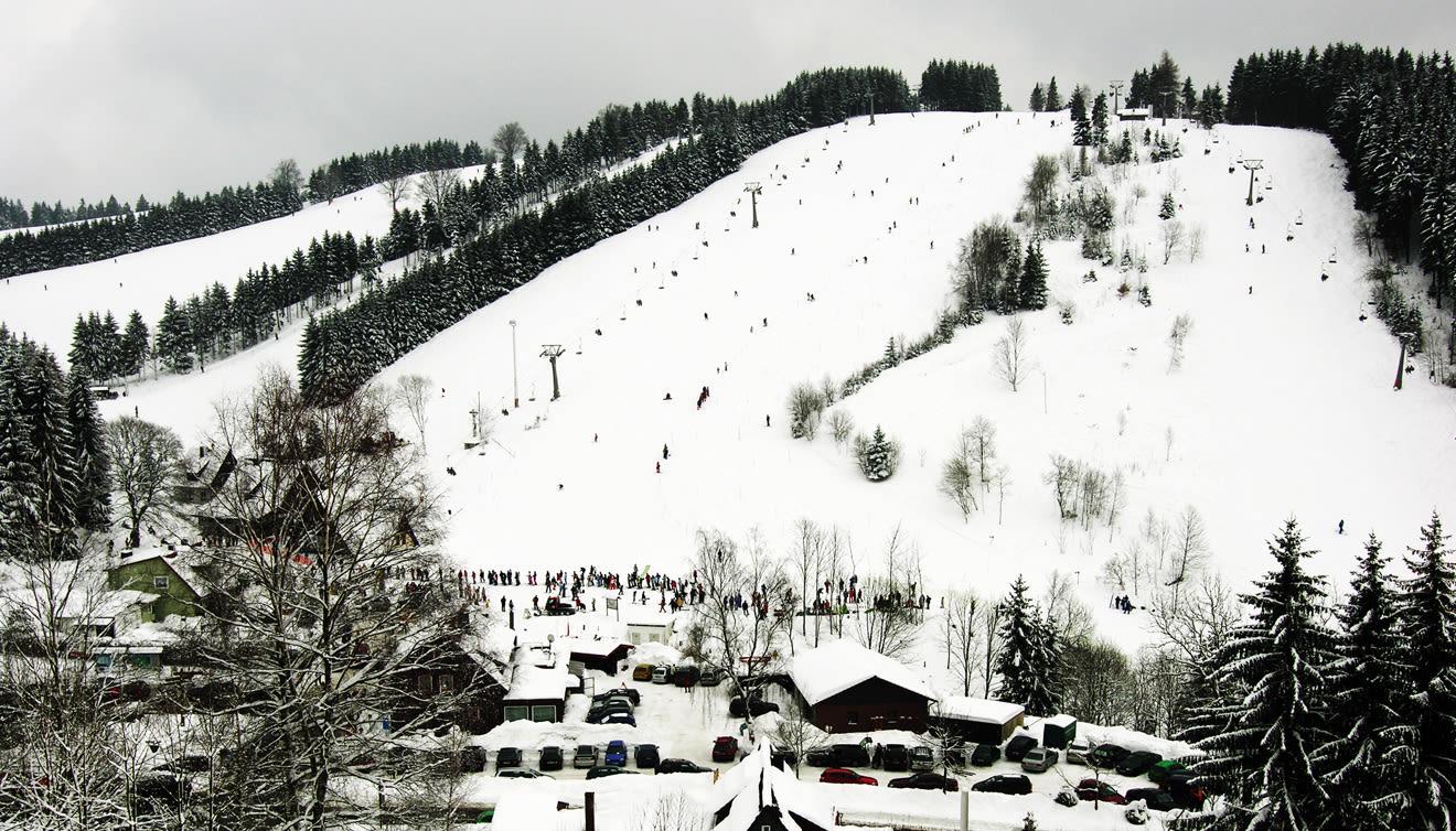 Skigebiet Harz