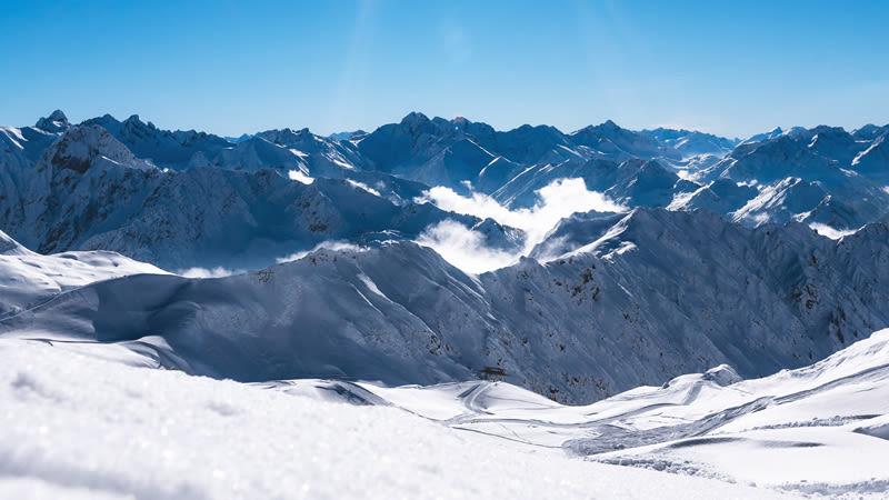 Nebelhorn Umgebung