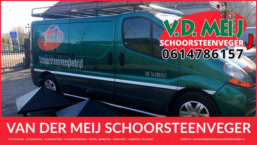 Van der Meij schoorsteenvegers in Zuid-Holland