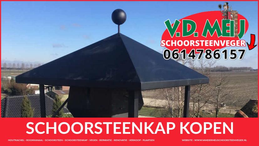 Beste schoorsteenkap kopen in Zuid-Holland