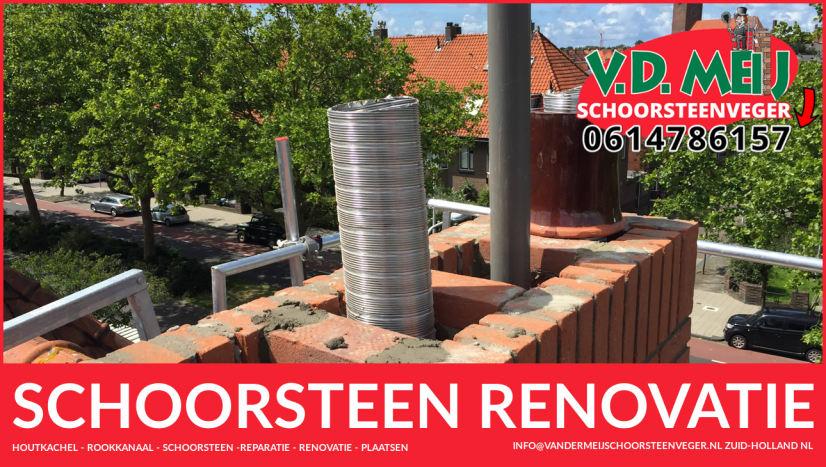 Beste Schoorsteen Renovatie in Zuid-Holland