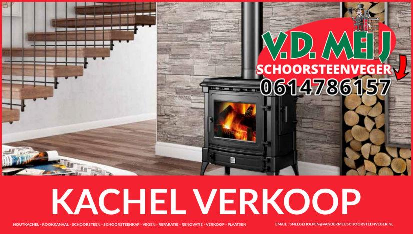 houtkachels aanschaffen in Waddinxveen