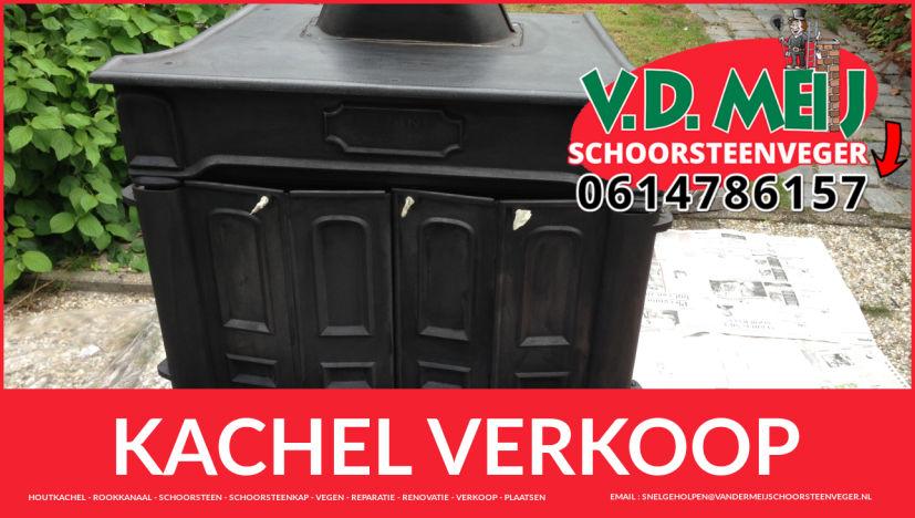 houtkachel kopen in Santpoort-Noord