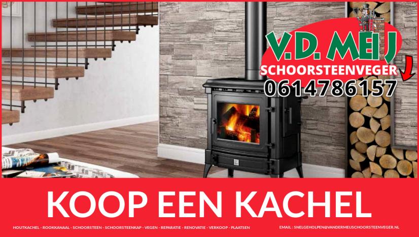 houtkachels kopen in Zoetermeer