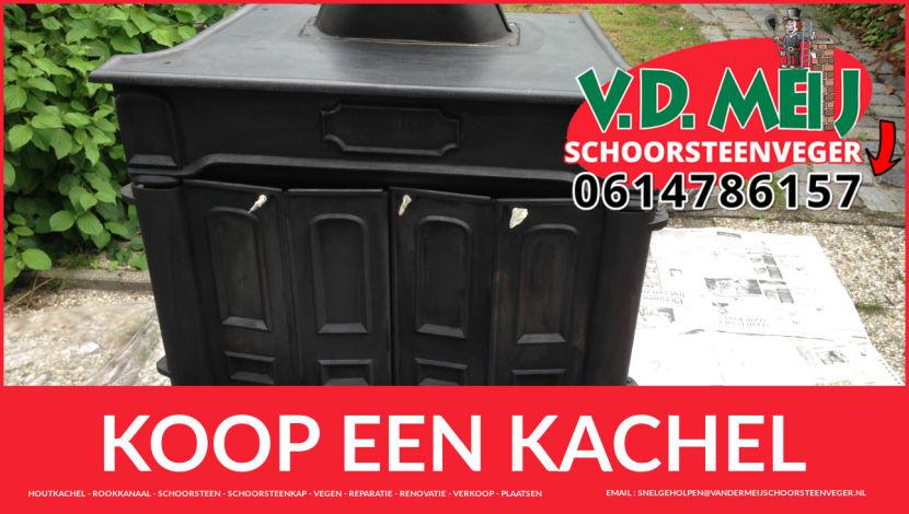 houtkachel kopen in Velsen-Noord