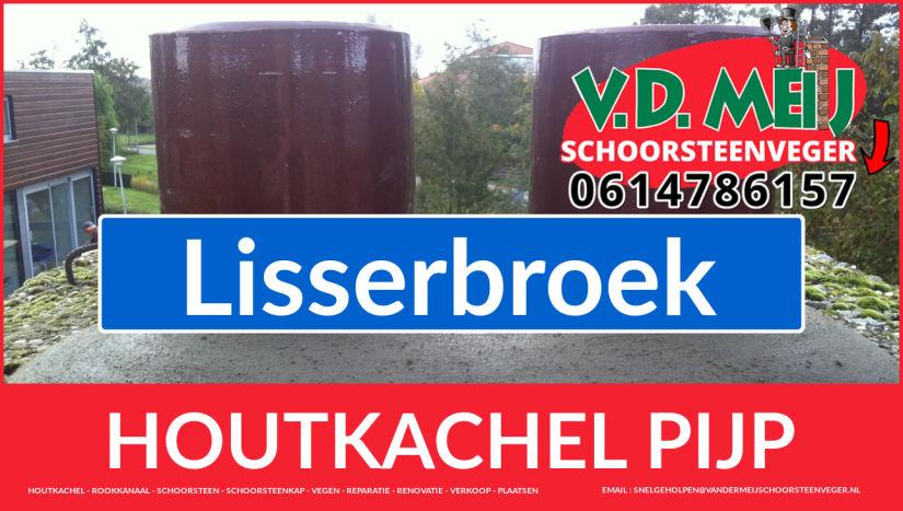 enkelwandig rookkanaal kopen in Lisserbroek