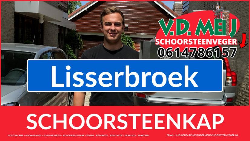 schoorsteen kap kopen in Lisserbroek