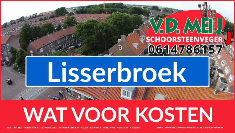 schoorsteen renovatie Lisserbroek