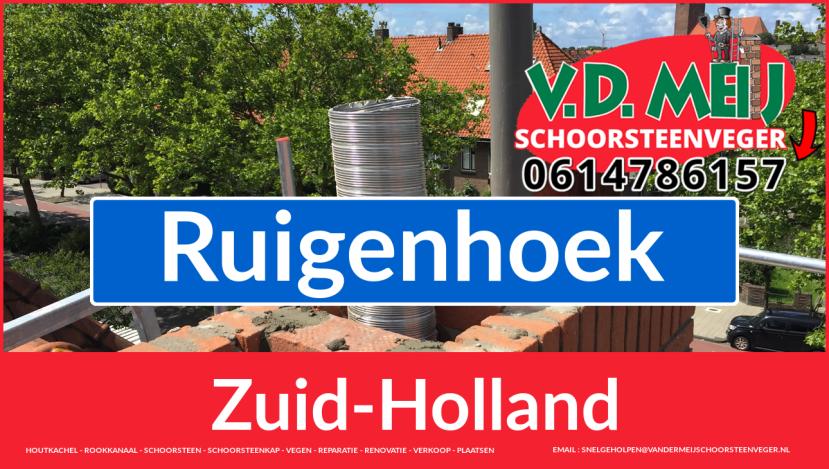 bedankt voor uw bezoek aan Van der Meij schoorsteenrenovatie Ruigenhoek