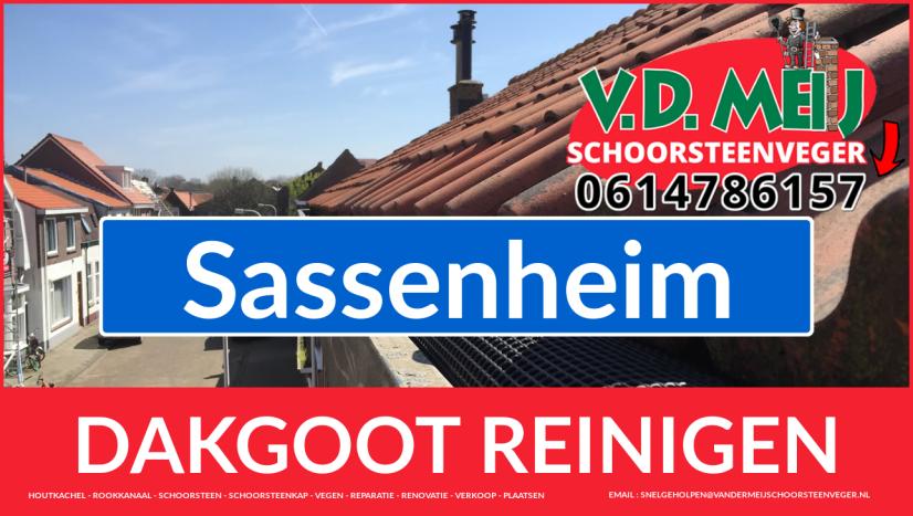 dakgoot vegen Sassenheim