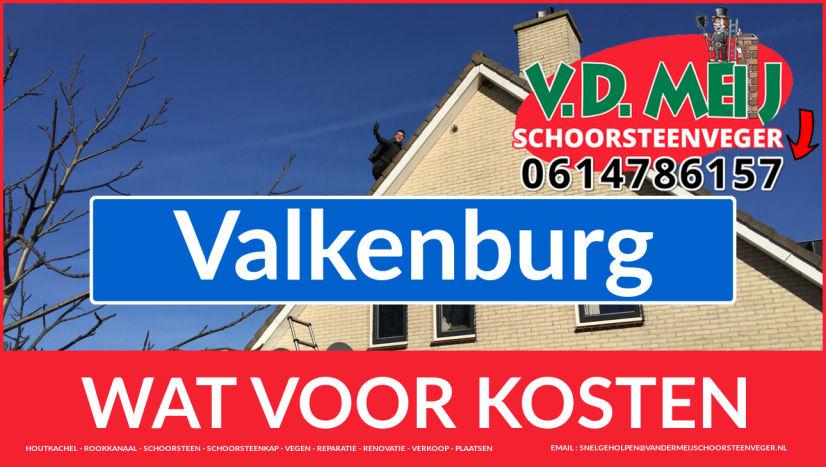 schoorsteenrenovatie Valkenburg
