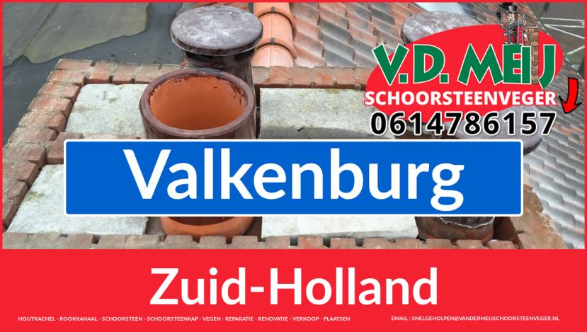 Tot ziens bij Van der Meij schoorsteen restauratie Valkenburg