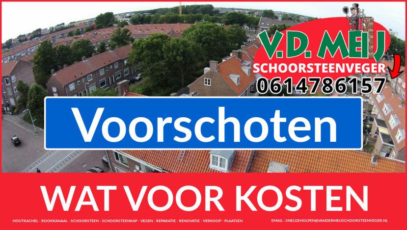 schoorsteen renoveren Voorschoten