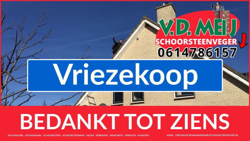 Tot ziens bij Van der Meij {schoorsteendak en schoorsteenspecialist uit Noordwijk-Binnen