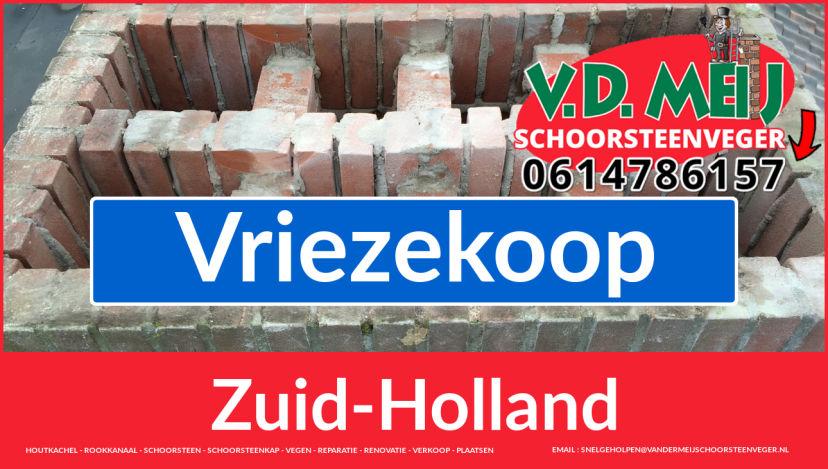 bedankt voor uw bezoek aan Van der Meij schoorsteen renovatie Vriezekoop